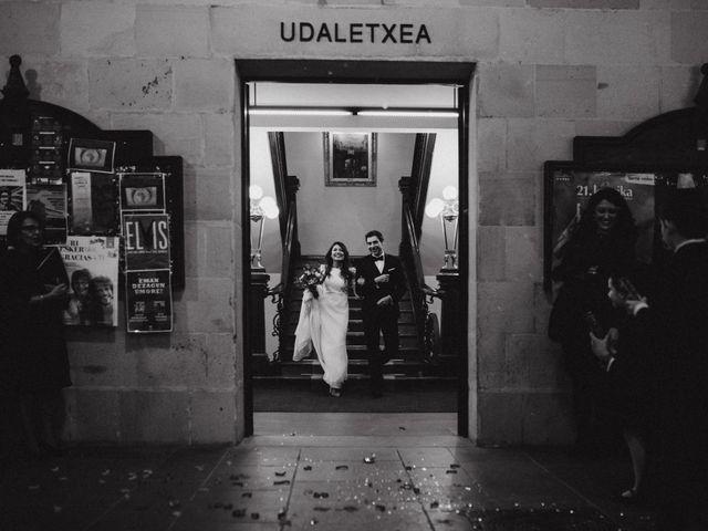 La boda de Amancio y Iranzu en Donostia-San Sebastián, Guipúzcoa 75