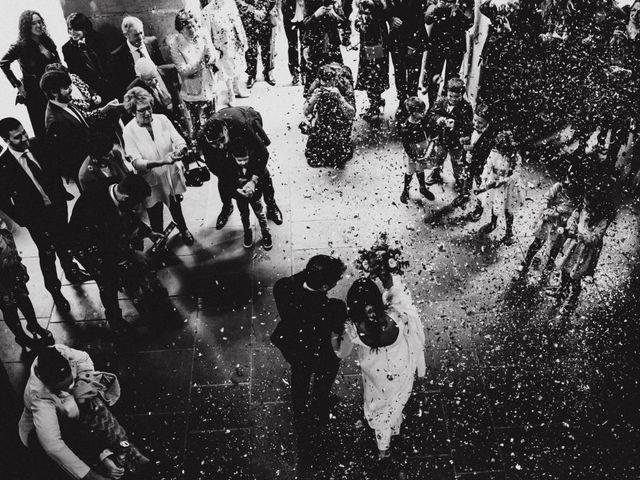 La boda de Amancio y Iranzu en Donostia-San Sebastián, Guipúzcoa 77