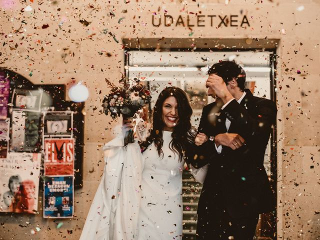 La boda de Amancio y Iranzu en Donostia-San Sebastián, Guipúzcoa 78