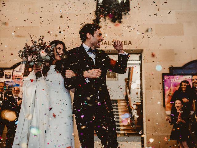 La boda de Amancio y Iranzu en Donostia-San Sebastián, Guipúzcoa 80