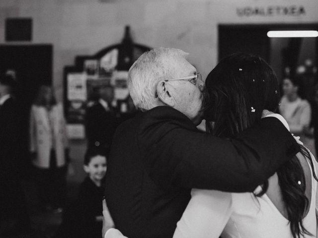 La boda de Amancio y Iranzu en Donostia-San Sebastián, Guipúzcoa 83