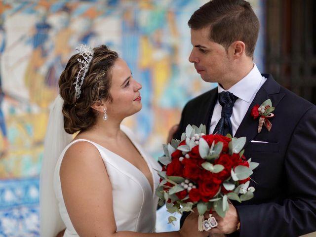La boda de Nahikari y Victor