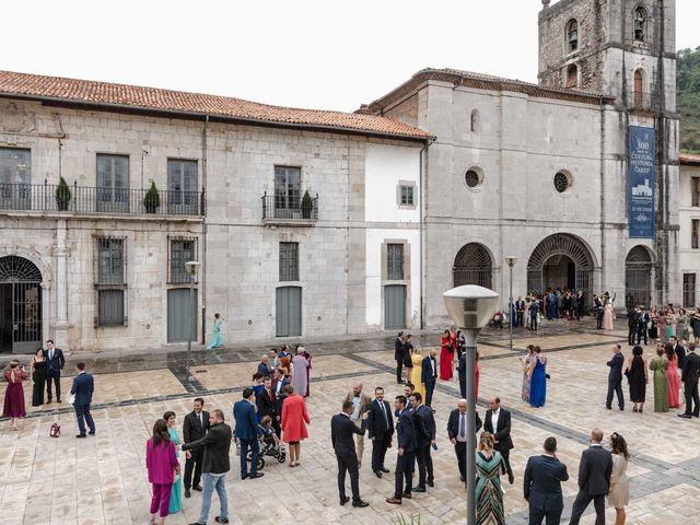 La boda de Sergio y Patricia en Pravia, Asturias 55