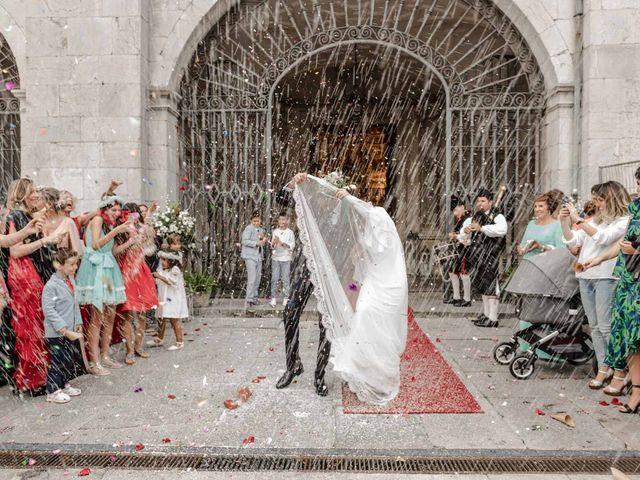 La boda de Sergio y Patricia en Pravia, Asturias 83