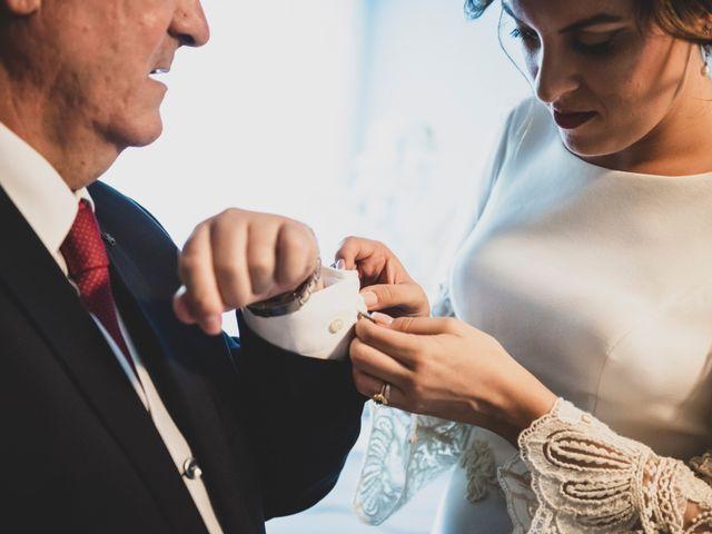 La boda de Santiago y Isa en Llano De Brujas, Murcia 18