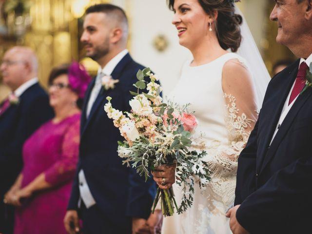 La boda de Santiago y Isa en Llano De Brujas, Murcia 20