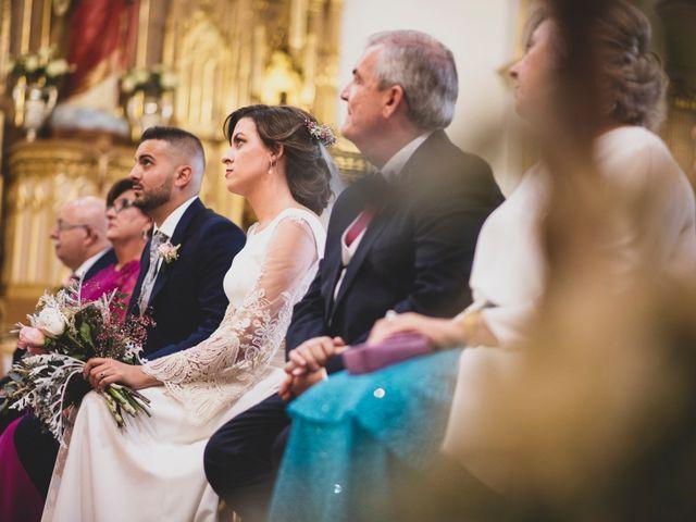 La boda de Santiago y Isa en Llano De Brujas, Murcia 21