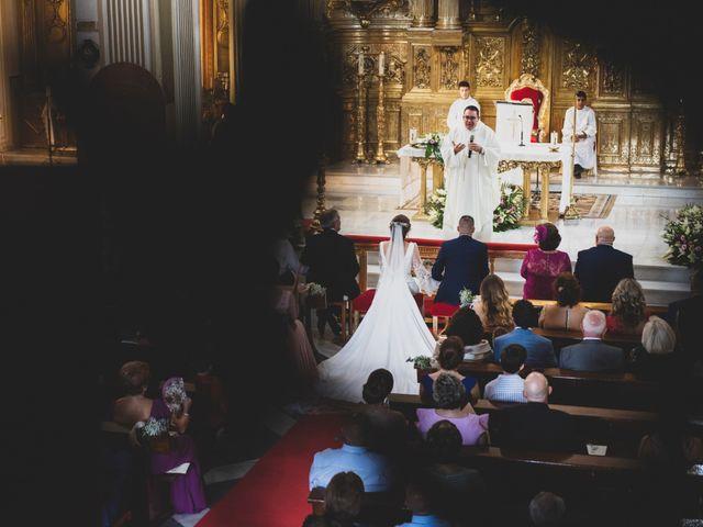 La boda de Santiago y Isa en Llano De Brujas, Murcia 22