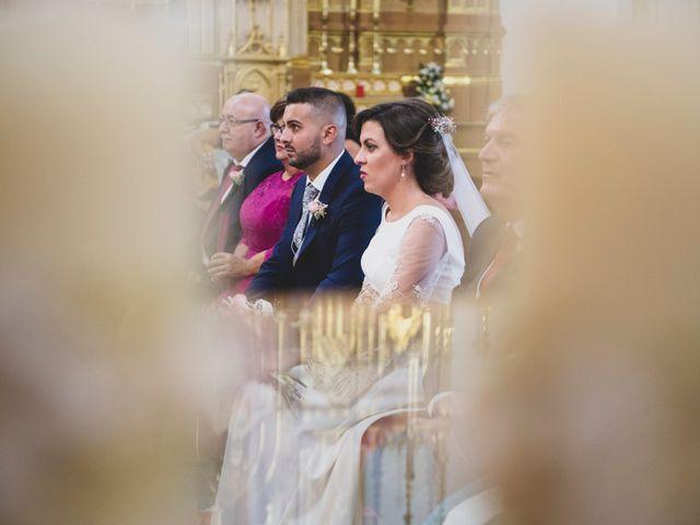 La boda de Santiago y Isa en Llano De Brujas, Murcia 24