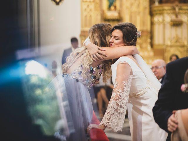 La boda de Santiago y Isa en Llano De Brujas, Murcia 25
