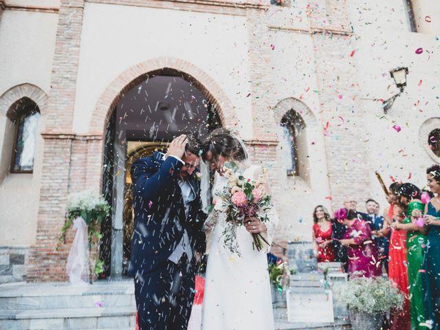 La boda de Santiago y Isa en Llano De Brujas, Murcia 26