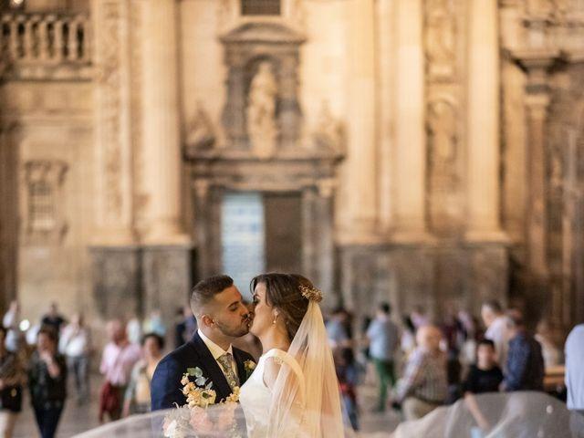 La boda de Santiago y Isa en Llano De Brujas, Murcia 28