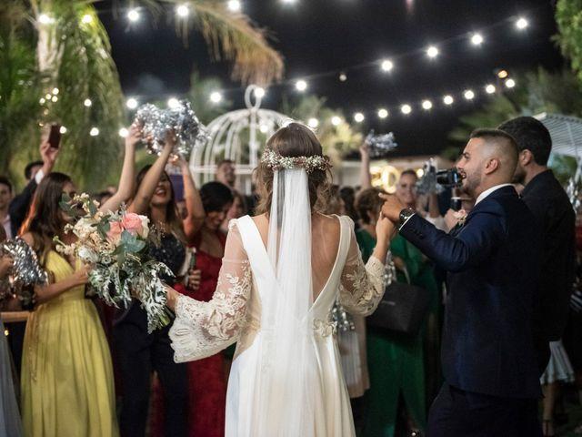 La boda de Santiago y Isa en Llano De Brujas, Murcia 30