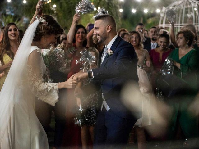 La boda de Santiago y Isa en Llano De Brujas, Murcia 31