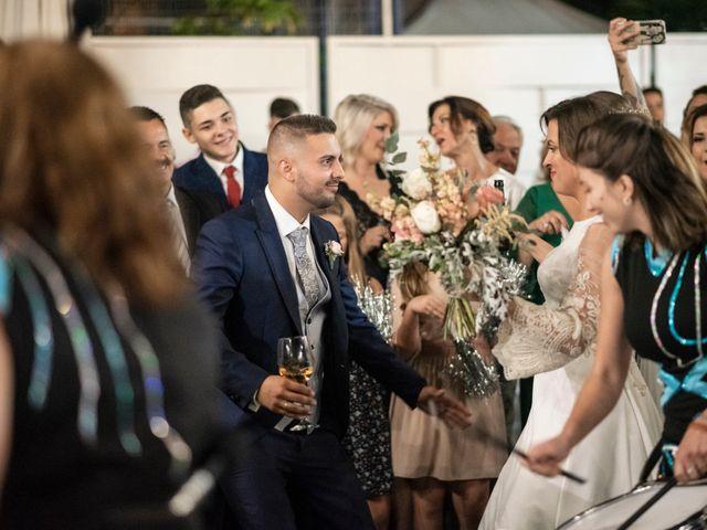 La boda de Santiago y Isa en Llano De Brujas, Murcia 32