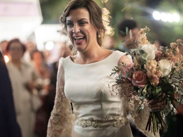La boda de Santiago y Isa en Llano De Brujas, Murcia 33