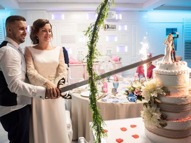 La boda de Santiago y Isa en Llano De Brujas, Murcia 39