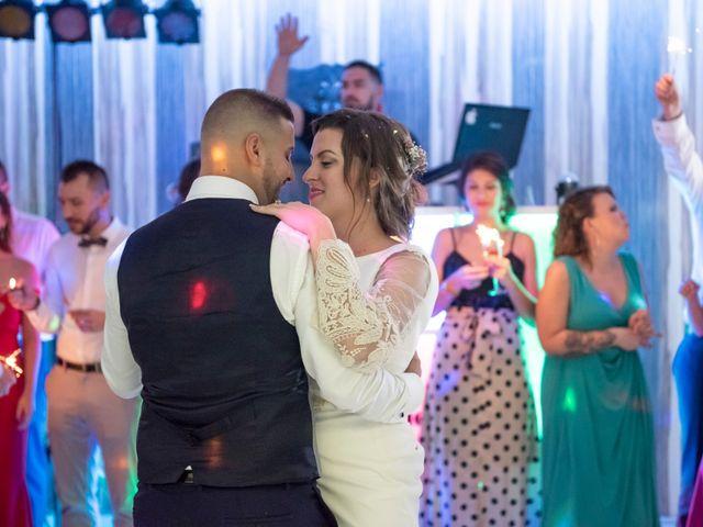 La boda de Santiago y Isa en Llano De Brujas, Murcia 42