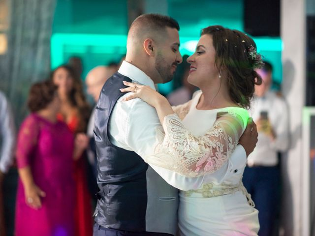 La boda de Santiago y Isa en Llano De Brujas, Murcia 45