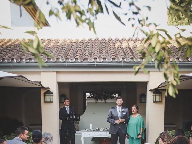 La boda de Álvaro y Lara en Castellar De La Frontera, Cádiz 16