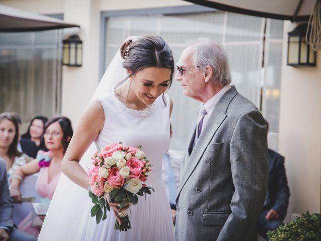La boda de Álvaro y Lara en Castellar De La Frontera, Cádiz 18