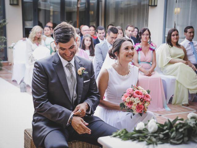 La boda de Álvaro y Lara en Castellar De La Frontera, Cádiz 21