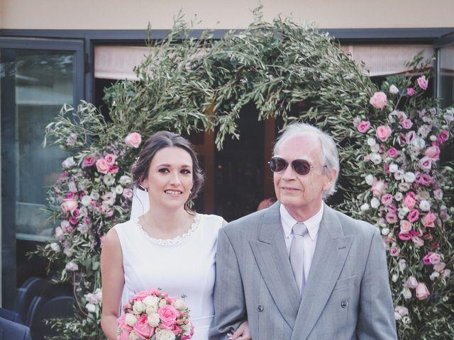 La boda de Álvaro y Lara en Castellar De La Frontera, Cádiz 17