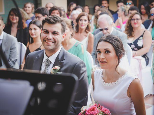 La boda de Álvaro y Lara en Castellar De La Frontera, Cádiz 24