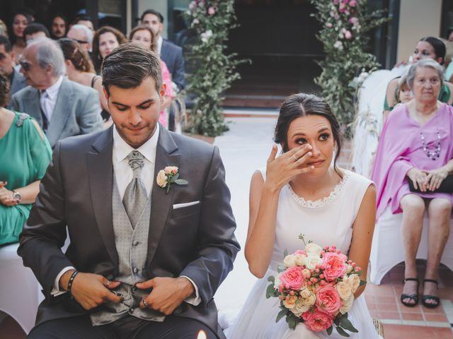 La boda de Álvaro y Lara en Castellar De La Frontera, Cádiz 26