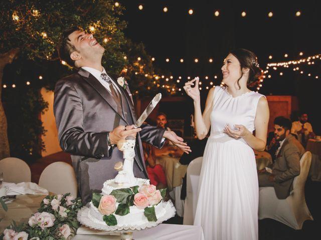 La boda de Álvaro y Lara en Castellar De La Frontera, Cádiz 35
