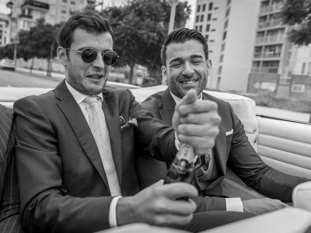 La boda de Diego y Ángela en Murcia, Murcia 32