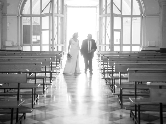 La boda de Diego y Ángela en Murcia, Murcia 35