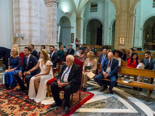 La boda de Diego y Ángela en Murcia, Murcia 37