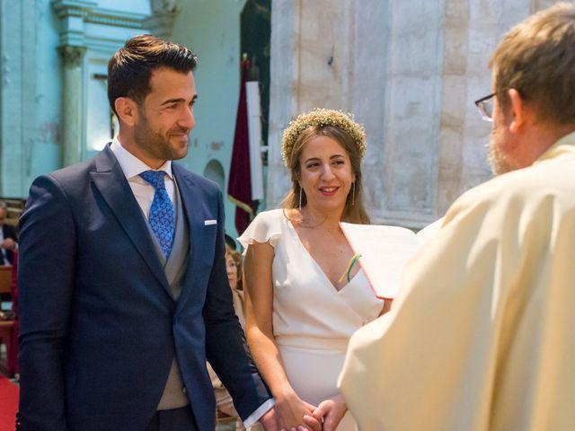 La boda de Diego y Ángela en Murcia, Murcia 38