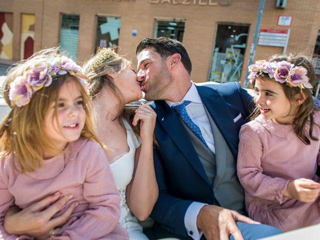 La boda de Diego y Ángela en Murcia, Murcia 49