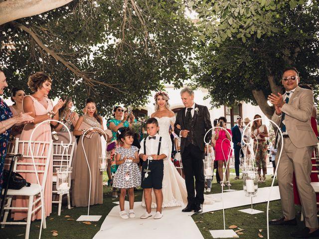 La boda de Juan y Diana en Daya Vieja, Alicante 23