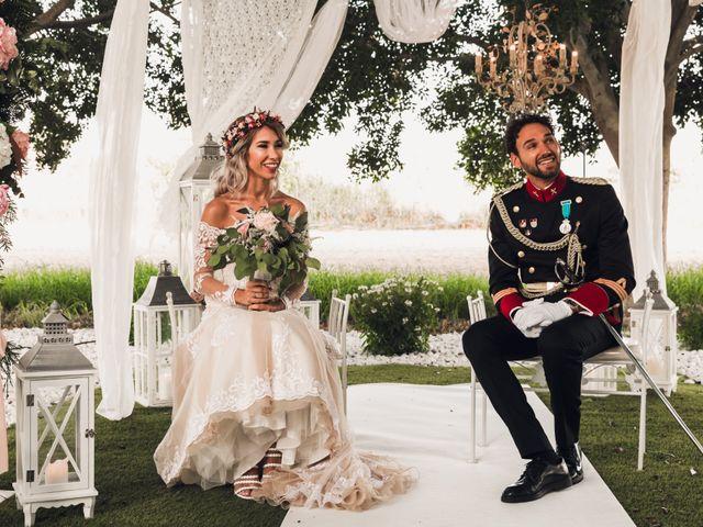 La boda de Juan y Diana en Daya Vieja, Alicante 24