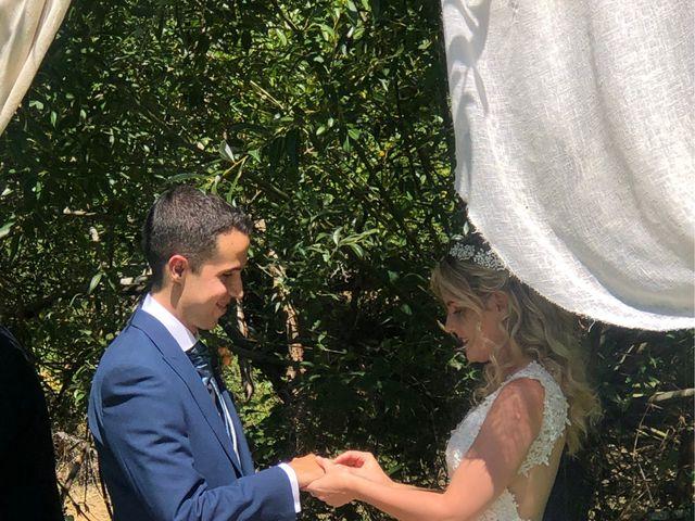 La boda de Borja y Tamara en Navacepedilla De Corneja, Ávila 3