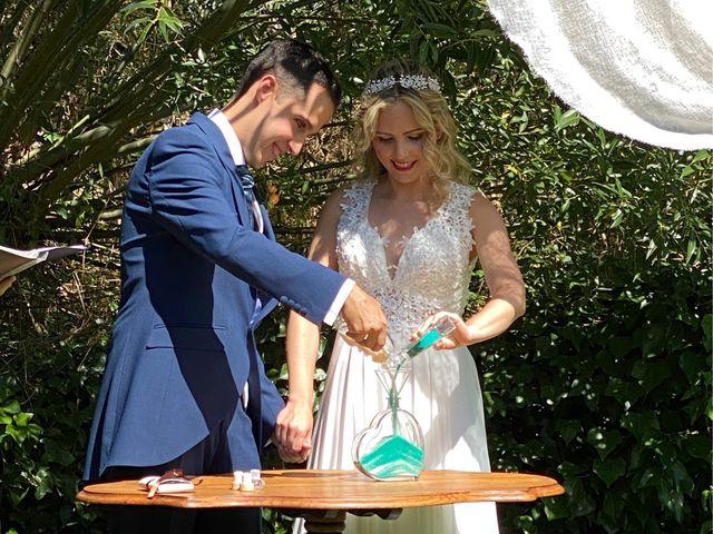 La boda de Tamara y Borja