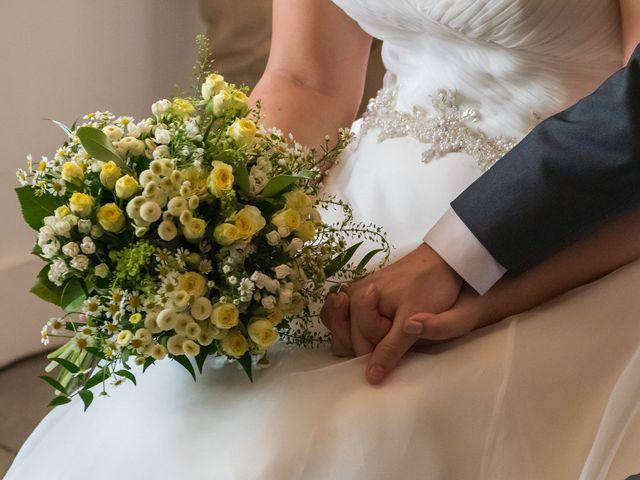 La boda de Rubén y Silvia en Santiago De Compostela, A Coruña 16