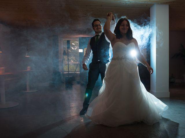 La boda de Silvia y Rubén