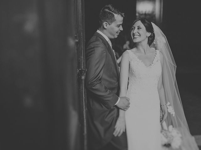 La boda de Sergio y Maria en Ciudad Real, Ciudad Real 16
