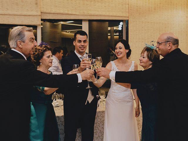 La boda de Sergio y Maria en Ciudad Real, Ciudad Real 56