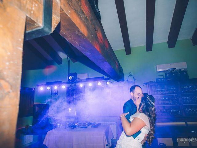 La boda de Jorge y Gema en Campillo De Ranas, Guadalajara 2