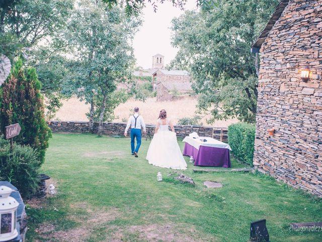 La boda de Jorge y Gema en Campillo De Ranas, Guadalajara 5