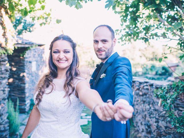 La boda de Jorge y Gema en Campillo De Ranas, Guadalajara 9