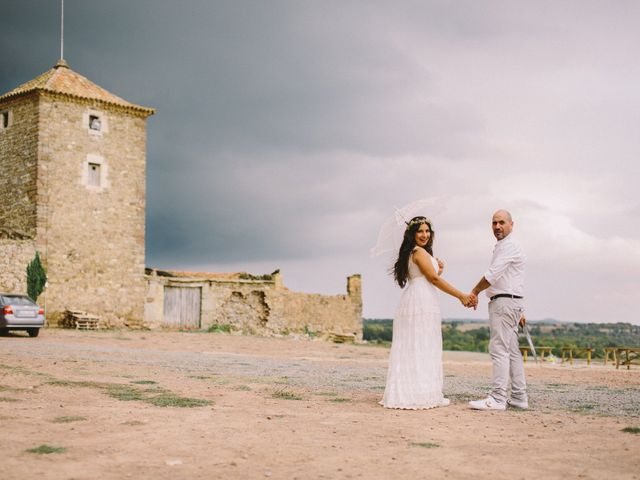 La boda de Jesus y Mariana en Moia, Barcelona 2
