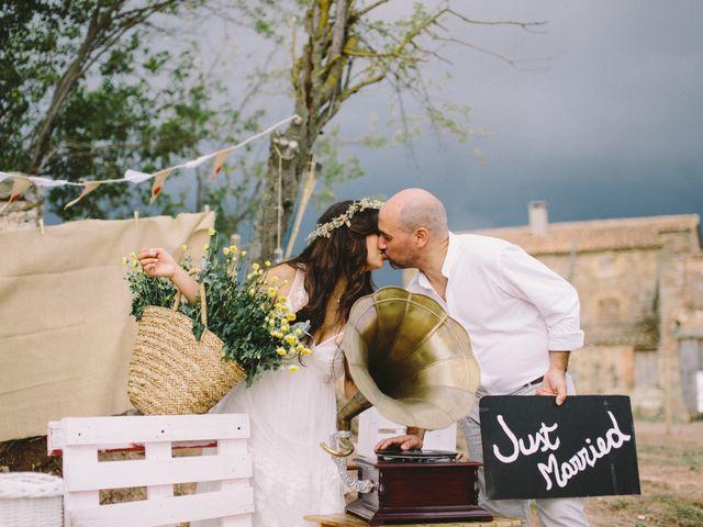La boda de Jesus y Mariana en Moia, Barcelona 4