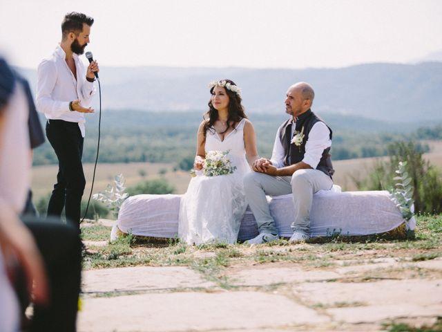 La boda de Jesus y Mariana en Moia, Barcelona 32