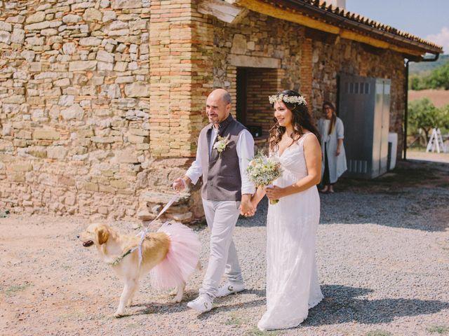 La boda de Jesus y Mariana en Moia, Barcelona 33